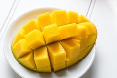 таблица свежих фруктов Стоковое Изображение RF