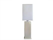 таблица светильника стоковое изображение