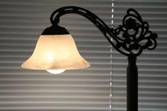 таблица светильника стоковые изображения rf