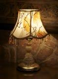 таблица светильника Стоковое Фото