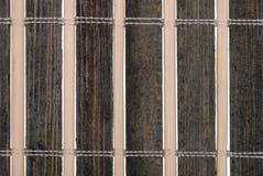 таблица ткани предпосылки bamboo Стоковые Фотографии RF