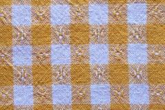 таблица ткани Стоковое Фото