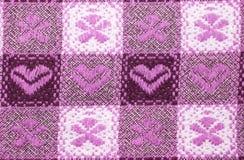 таблица ткани Стоковые Изображения