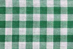 таблица ткани Стоковое Изображение