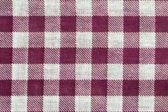 таблица ткани Стоковое Изображение RF