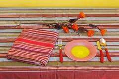 таблица установки Стоковая Фотография RF