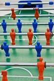 таблица футбольной игры штанги Стоковые Фотографии RF