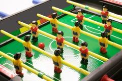 таблица футбольной игры Стоковое фото RF