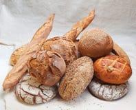 таблица хлеба Стоковое Изображение RF