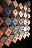 таблица элемента Стоковая Фотография