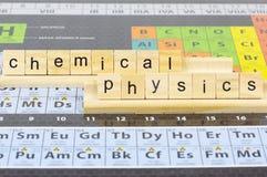 Таблица элементов Стоковое Изображение