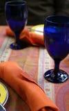 таблица 2 ресторана Стоковые Фотографии RF