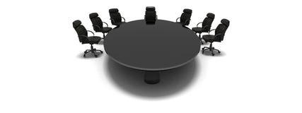 таблица menagement Стоковое Фото
