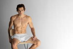 табуретка ванты сексуальная Стоковая Фотография