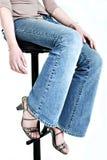 табуретка ног Стоковые Изображения RF