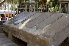 Таблетка амхарского языка каменная Стоковые Изображения