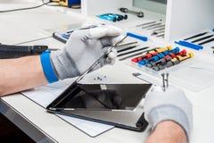 Таблетка, ремонт стручка Стоковые Фотографии RF