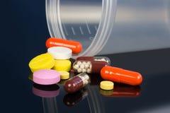 таблетки Стоковое Изображение RF