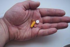 таблетки стоковое изображение