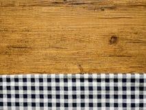 таблица деревянная Стоковые Изображения