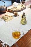 Таблица для церемонии чая Стоковое фото RF