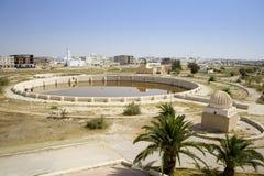 Тазики Aghlabid в Kairouan стоковая фотография rf