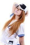 Тазобедренная девушка хмеля Стоковая Фотография RF