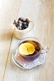Тазобедренный чай стоковая фотография