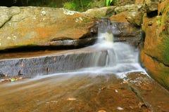 Таз maliu водопада Giluk Стоковое Фото
