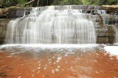 Таз maliu водопада Giluk Стоковые Изображения