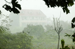 таифун Стоковое фото RF
