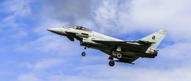 Таифун Eurofighter Стоковое фото RF