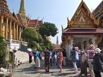 Таиланд - Бангкок Стоковая Фотография