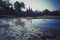 Таиланд исторический стоковые изображения