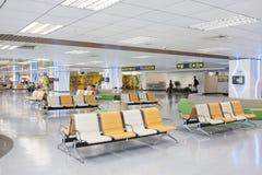 Тайбэй, Тайвань, 6-ое июня 2013: Авиапорт Termi Шани песни Тайбэя Стоковое Изображение