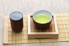 Тайваньская церемония чая стоковые фотографии rf