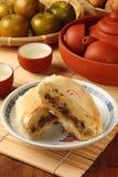 Тайваньский традиционный торт Стоковое Изображение