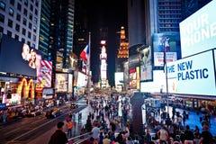 Таймс площадь iconicplace New York City Стоковая Фотография RF