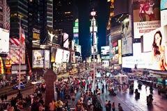 Таймс площадь iconicplace New York City Стоковые Изображения
