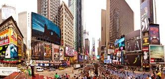 Таймс площадь iconicplace New York City Стоковое Изображение RF