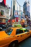 Таймс площадь, New York City, США. Стоковая Фотография RF