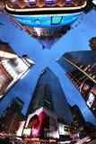 Таймс площадь. New York City Стоковая Фотография RF