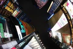 Таймс площадь. New York City Стоковые Изображения