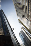 Таймс площадь Гонконга Стоковое Изображение