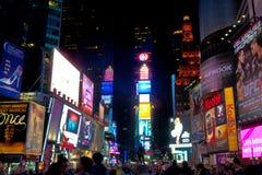 Таймс площадь Нью-Йорк, США Стоковое Изображение RF