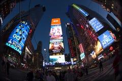 Таймс площадь Нью-Йорк Стоковые Изображения RF
