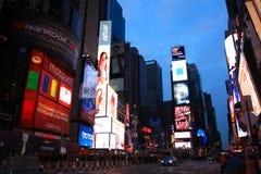 Таймс площадь Нью-Йорк Стоковая Фотография