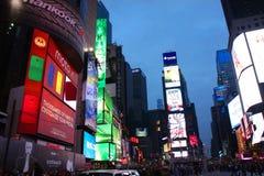 Таймс площадь Нью-Йорк Стоковая Фотография RF