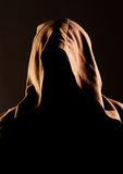 тайна монаха непознаваемая Стоковые Изображения