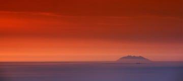 тайна острова стоковое фото rf